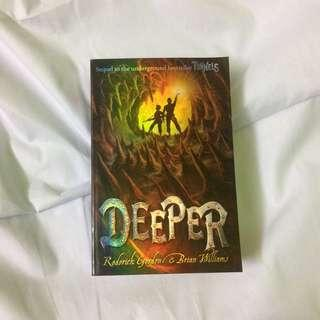Deeper Novel - preloved book