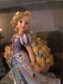 Disney 樹脂 長髮公主 收藏 場境 模型