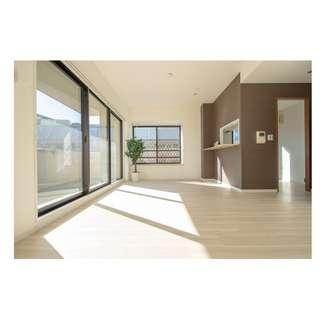 東京700多呎3房單位, 新裝雙露台
