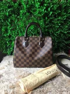 [FINAL 1450$]Louis Vuitton Speedy 25 Damier