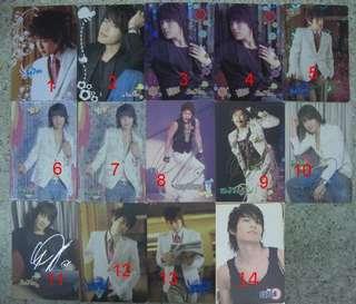 Se7en yes card