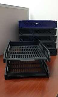 實用文件tray