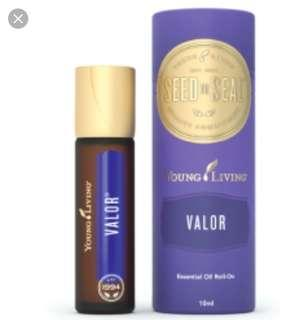young living valor roll on