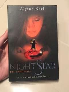 Shadowland Alyson Noel Novel English