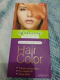 Cat Rambut beauvrys permanent hair color