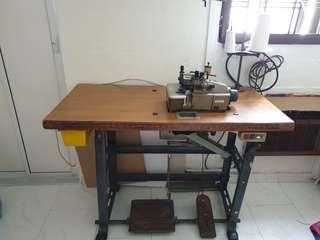 🚚 Sewing machine