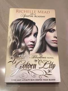 Vampire Academy Golden Lily Novel English