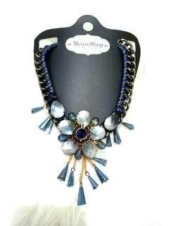 Blue Necklace/Mille aksesoris