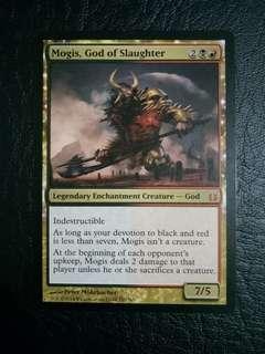 1 x Mogis, God of Slaughter BOG near mint mtg
