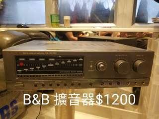 B&B 擴音器