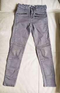 9 to 10 yrs old Zara grey jeans