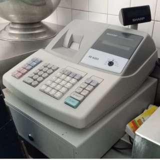 SHARP Electronic Cash Register Like NEW