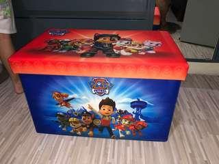 Paw Patrol Toy Storage
