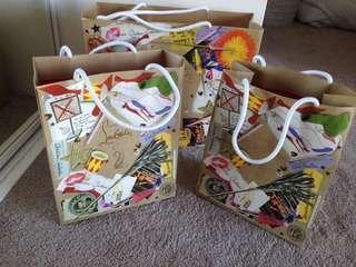 Christian Louboutin carrier bags