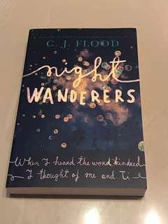 Night Wanderers Novel English