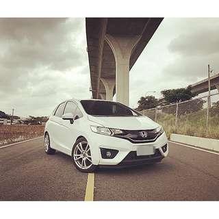 3500交車專案  2015 HONDA FIT VTI-S  全額貸 低月付