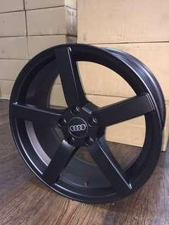 18 inch PCD 5-112 Audi Rims On Offer Sale