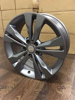 18 inch PCD 5-112 Mercedes Benz Original Rims On Offer Sale