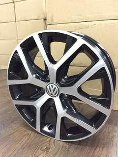 17 inch PCD 5-112 Volkswagen Original Rims On Offer Sale