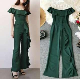 Jumpsuit liony (army,navy,maroon)