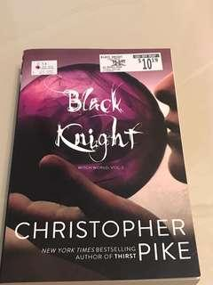 Black Knight Christopher Pike Novel English