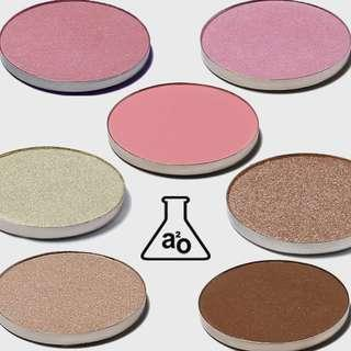 🚚 Single Pressed Powder Blushes, Bronzer & Highlighters a2o AOA Studio by US Instock Drugstore Cosmetics