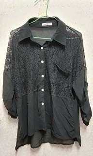 🚚 黑罩衫