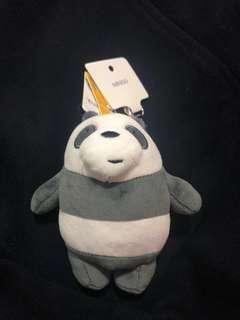 🚚 We bare bears panpan keychain