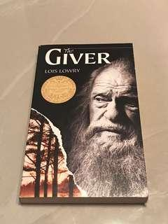 The Giver Novel English