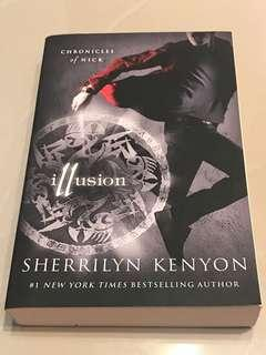 Illusion Novel English