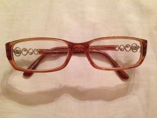 Bill Blass glasses' frames