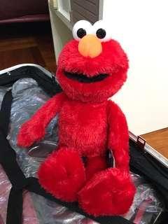 Elmo公仔 中型🥰 全新