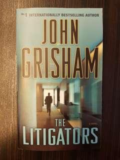 🚚 009. The Litigators : A Novel, By John Grisham