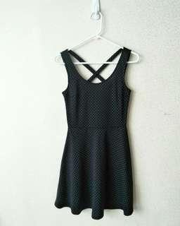 H&m dress polka