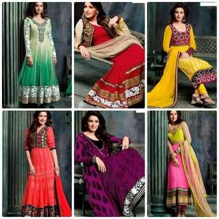 Any 2 for $50!! Jalabiyas, Caftans and Indian Suits