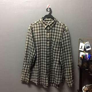 (ADULT) Uniqlo Flannel Shirt