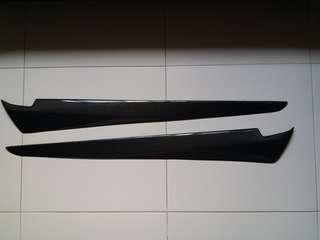 Hiace window knife carbon fibre