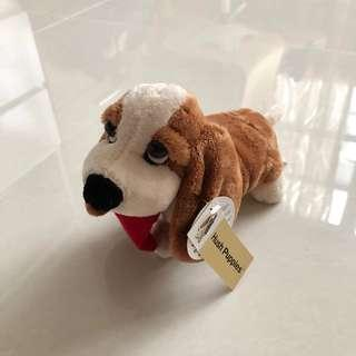 🚚 Toy Dog from Hush Puppies