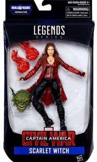 Marvel Legends: Scarlett Witch