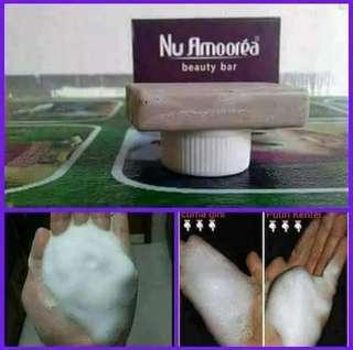 Sabun Nu Amoorea BB 1 Bar 25 gr
