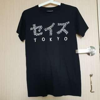 🚚 Black T-shirt