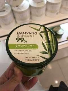 Damyang bamboo shooting gel