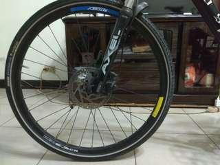 越野腳踏車