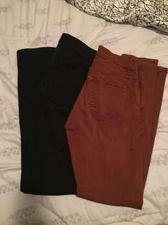 $50 for two jeans