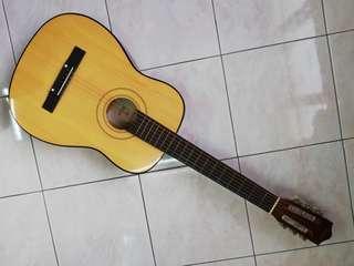 Guitar Kapor Model: C-8NAT