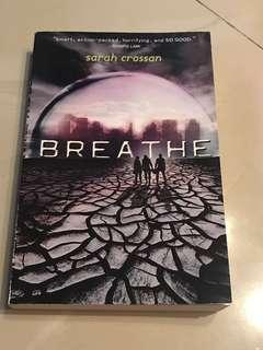 Breathe Novel English