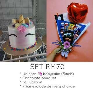 Burthday Surprise RM70