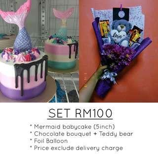 Birthday Surprise RM100