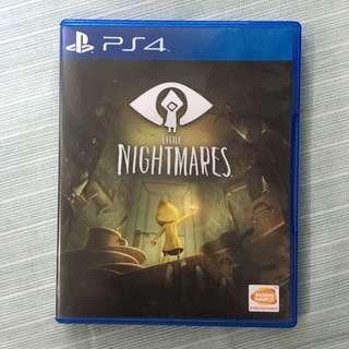 Little Nightmares PS4 R3