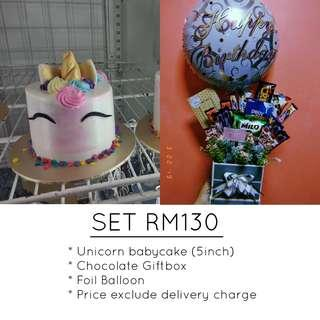 Birthday Surprise RM130
